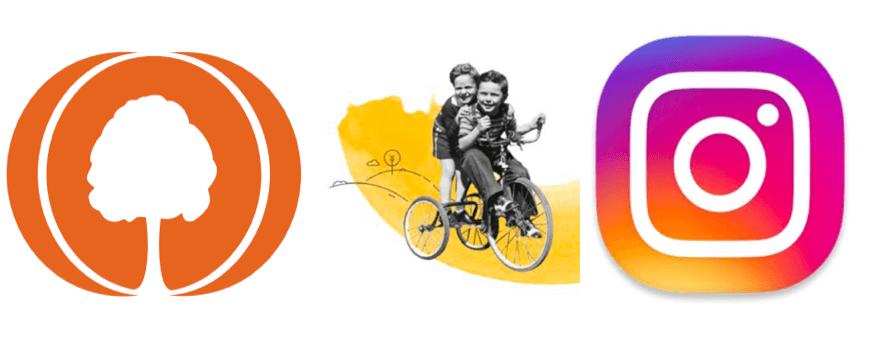Puedes seguir a MyHeritage Español también en Instagram