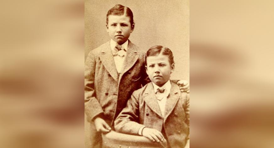 Fotos antiguas: ¿Por qué nuestros antepasados no sonreían?