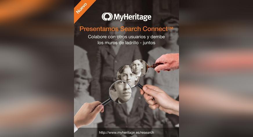 Presentamos Search Connect™ – ¡cada búsqueda es ahora un registro!