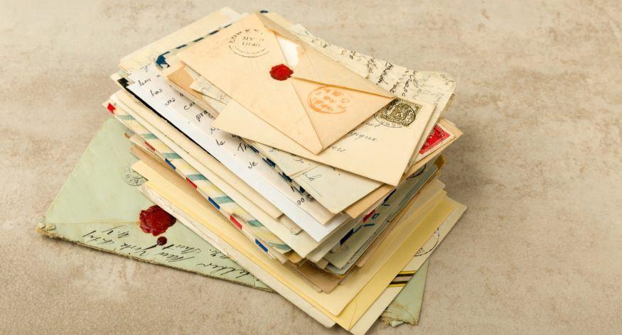 Preservar Antiguas Cartas